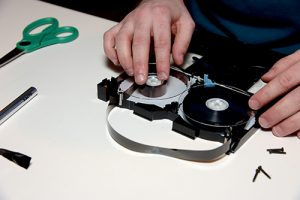 Tape and Disk repair